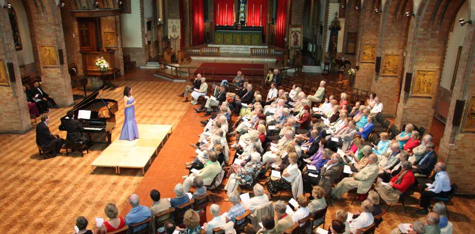 St Barnabas Proms – Friday July 31st 7.30 pm